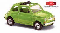 Busch 48723 Fiat 500, zöld (H0)