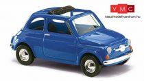 Busch 48724 Fiat 500, kék (H0)