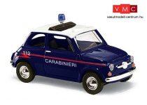 Busch 48728 Fiat 500, Carabinieri (H0)