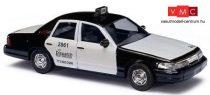 Busch 49029 Ford Crown Victoria Limousine (1997), Taxi (H0)