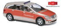 Busch 49704 Mercedes-Benz R-Klasse, tűzoltó - Feuerwehr (H0)