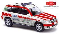 Busch 49771 Mercedes-Benz GLK-Klasse, mentő - Notarzt CH (H0)