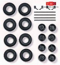 Busch 49955 Teherautó kiegészítők - Robur (H0)