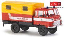 Busch 50202 Robur LO 2002 A (1973), Feuerwehr Weiden (H0)