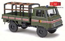 Busch 50227 Robur LO 2002 katonai teherautó, Kommandantend./Führung (H0)