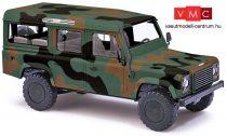 Busch 50304 Land Rover Defender álcafestéssel (H0)