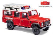 Busch 50321 Land Rover Defender tűzoltó, FW (H0)