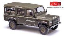 Busch 50359 Land Rover Defender, Gendarmerie (H0)