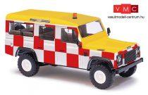 Busch 50362 Land Rover Defender, angol repülőtéri felvezető (H0)