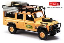 Busch 50371 Land Rover Defender, Camel Trophy Ital. (H0)