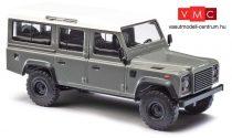 Busch 50372 Land Rover Defender, szürke (H0)