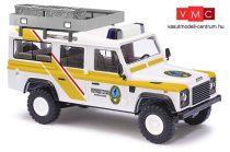 Busch 50388 Land Rover Defender, Bergrettungsdienst 9 - Sexten hegyimentők (H0)