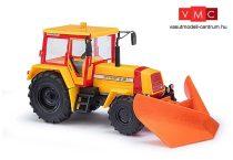 Busch 50417 Fortschritt ZT 323-A traktor, hótóló ekével (H0)
