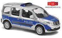 Busch 50658 Mercedes Benz Citan Kombi rendőrség, Polizei (H0)