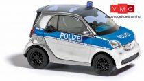 Busch 50710 Smart Fortwo 2014, Polizei (H0)