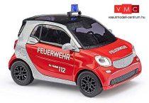 Busch 50711 Smart Fortwo Coupé (2014) tűzoltó, Feuerwehr (H0)