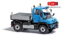Busch 50901 Unimog U 430 - kék (H0)