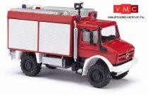 Busch 51052 Mercedes-Benz Unimog 5023 tűzoltó, Schlingmann felépítménnyel (H0)