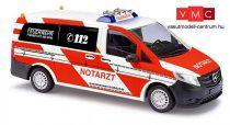 Busch 51118 Mercedes-Benz Vito, mentő - Notarzt FW (H0)