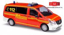 Busch 51119 Mercedes-Benz Vito tűzoltó - FW Geislingen (H0)