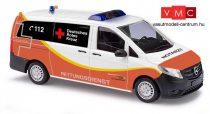 Busch 51122 Mercedes-Benz Vito, mentő - DRK Notarzt (H0)