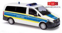 Busch 51123 Mercedes-Benz Vito (2014), német rendőrség - Bundespolizei (H0)