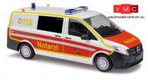 Busch 51135 Mercedes-Benz Vito mentő, Notarzt (H0)