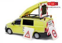 Busch 51139 Mercedes-Benz Vito, szállítmánykísérő (H0)