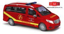 Busch 51169 Mercedes-Benz V-Klasse tűzoltó - FW Karlstein (H0)