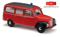 Busch 51258 Framo V901/2 tűzoltó, FW Gummiwerke Walthershausen (H0)