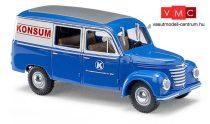 Busch 51271 Framo V901/2, utasteres dobozos furgon - Konsum (H0)