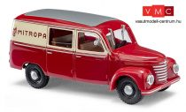 Busch 51272 Framo V901/2, utasteres dobozos furgon - Mitropa (H0)