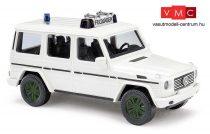 Busch 51415 Mercedes-Benz G 90, német katonai rendőrség - Bundeswehr (H0)