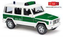 Busch 51416 Mercedes-Benz G 90, német határőrség - Bundesgrenzschutz (H0)