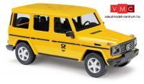 Busch 51429 Mercedes-Benz G-Klasse, Deutsche Post (H0)