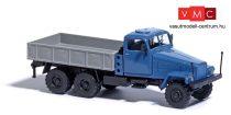 Busch 51501 IFA G5 platós teherautó, kék (H0)