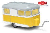 Busch 51701 Nagetusch lakókocsi, sárga (H0)