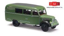 Busch 51850 Robur Garant K 30 kombi, zöld (H0)