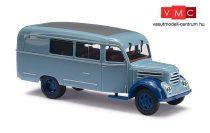 Busch 51851 Robur Garant K 30 kombi, kék (H0)
