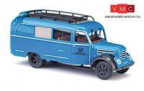 Busch 51864 Robur Garant K 30, Blaue Post (H0)