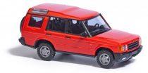 Busch 51900 Land Rover Discovery, piros (H0)