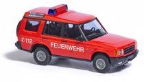 Busch 51910 Land Rover Discovery, tűzoltó - Feuerwehr (H0)