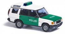 Busch 51911 Land Rover Discovery, német rendőrség - Polizei (H0)