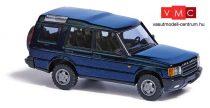 Busch 51930 Land Rover Discovery, metál színben - kék (H0)