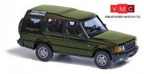 Busch 51931 Land Rover Discovery, metál színben - zöld (H0)