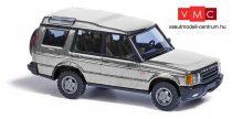 Busch 51932 Land Rover Discovery, metál színben - ezüst (H0)