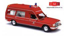 Busch 52210 Mercedes-Benz VF 123 mentőautó - FW Baiersdorf (H0)