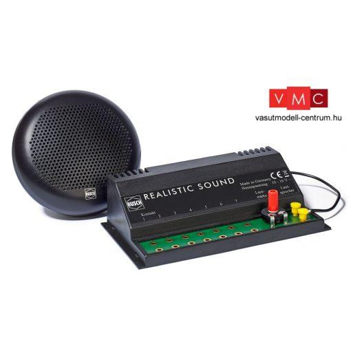 Busch 5780 Hangmodul: Állomási hangok