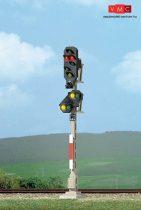 Busch 5834 Fény kijárati jelző előjelzővel (H0)
