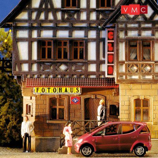 Busch 5920 Futófény reklámtábla (H0/N/TT)